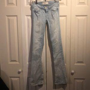 Hollister jeans boot cut